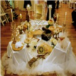 Iranian Persian Wedding YTraditional Wedding Spread with a Modern Touch, Persian Wedding ceremonies and History