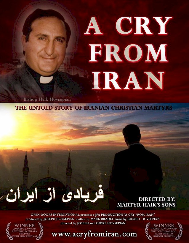 A Documentary Film on the life of Superintendent Haik Hovsepian, and several other Christian converts from Islam.  These converts became the victims of their beliefs and paid the ultimate price