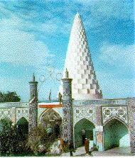 Daniel's Tomb in Iran