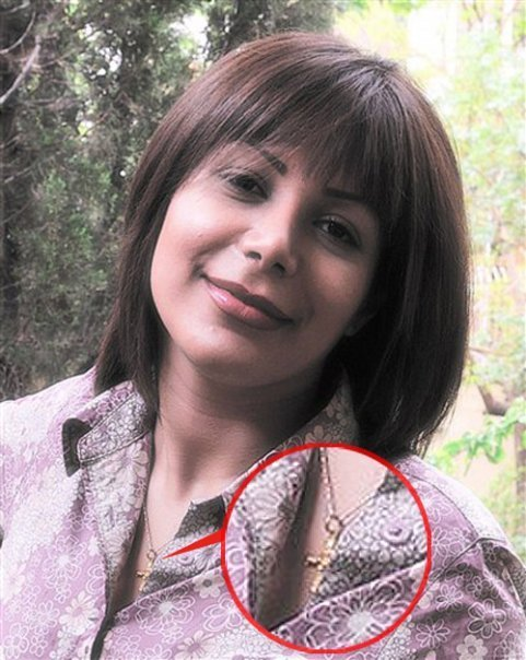 This picture shows Neda wearing a Cross. Was she wearing a cross when she was shot? Was she a Christian? Where is my Neda? Neda was shot in chest by Iran Basiji Militia, Iran security forces beating participants of a peaceful protest, Hundreds and pehaps thousands of Iranian arrested in Tehran and other major cities in Iran, Government Crack down on Iranian's protesting the election result - Millions of Iranians Protes Iran Presidential Election result - Islamic Republic of Iran Government cracks down on Iranian youth protesting the lack of Freedom and aleged Fraud election result