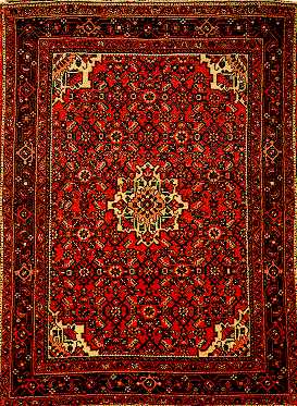 Some Sample Persian Rugs