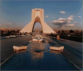Azadi-Square Tehran Iran